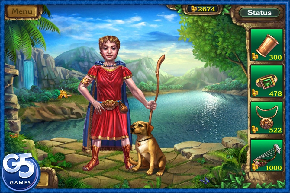 Screenshot Romance of Rome Review