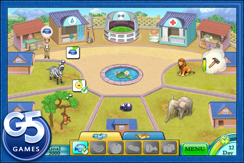 Screenshot Jane`s Zoo