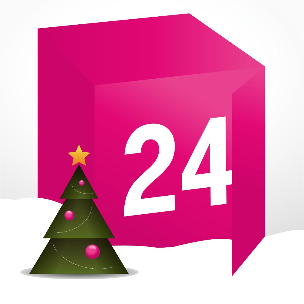 mzl.iiohoskx DeinAdvent App der Deutsche Telekom AG